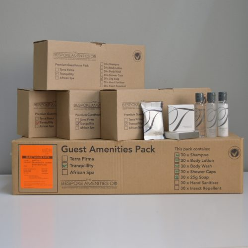 Guest House Packs and Gift sets