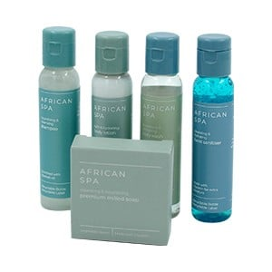 TBAC South African amenities